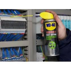 Καθαριστικό Fast Drying Contact Cleaner Ηλεκτρικών Επαφών 400ml