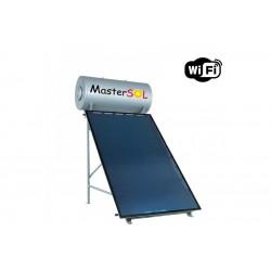 Ηλιακός Θερμοσίφωνας 160lt Mastersol Plus 2,5τμ
