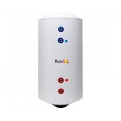 MasterSOL - ηλεκτρομπόιλερ (boiler) 120 λίτρων, διπλής ενέργειας - Glass