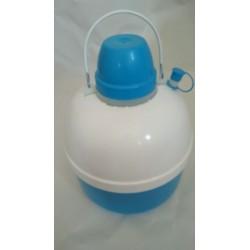 Θερμό πλαστικό νερού