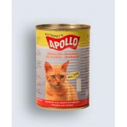 APOLLO Cat 200 Nutripet 8/4