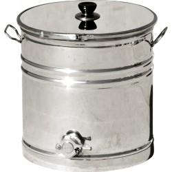 Δοχείο μελιού ίνοξ 50 κιλά